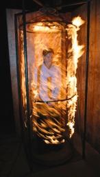 Kalman Spelletich FireShower