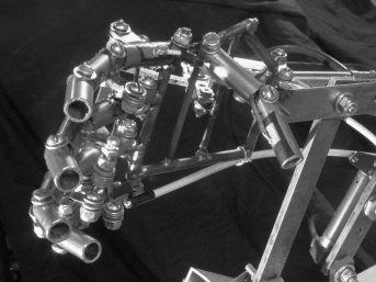 Kalman Spelletich Hand Shaker