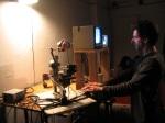 Kalman Spelletich Telerobotics Experiment